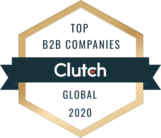 Clutch Top B2B Companies Global 2020