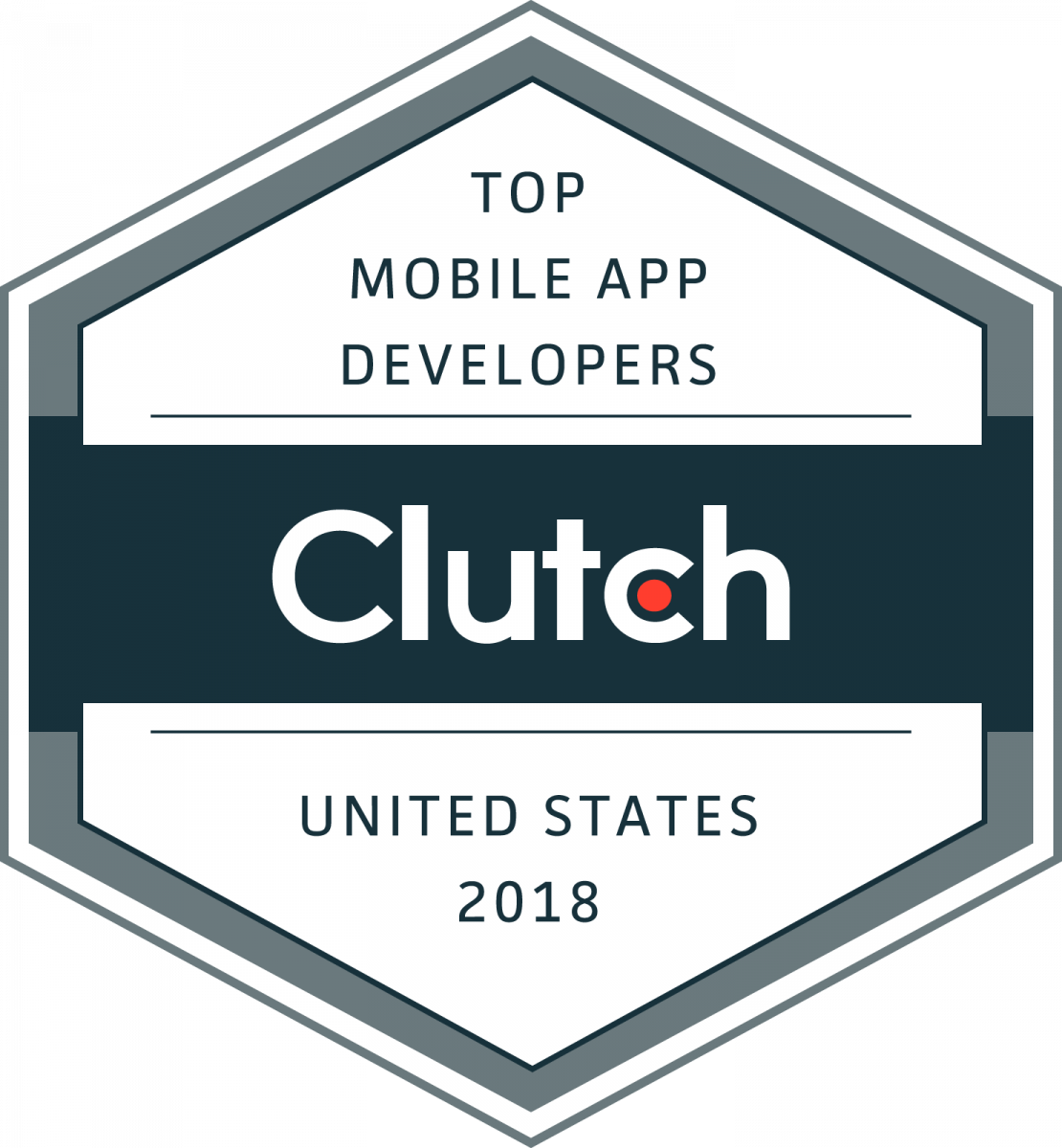 Clutch Top Mobile App Developers 2018