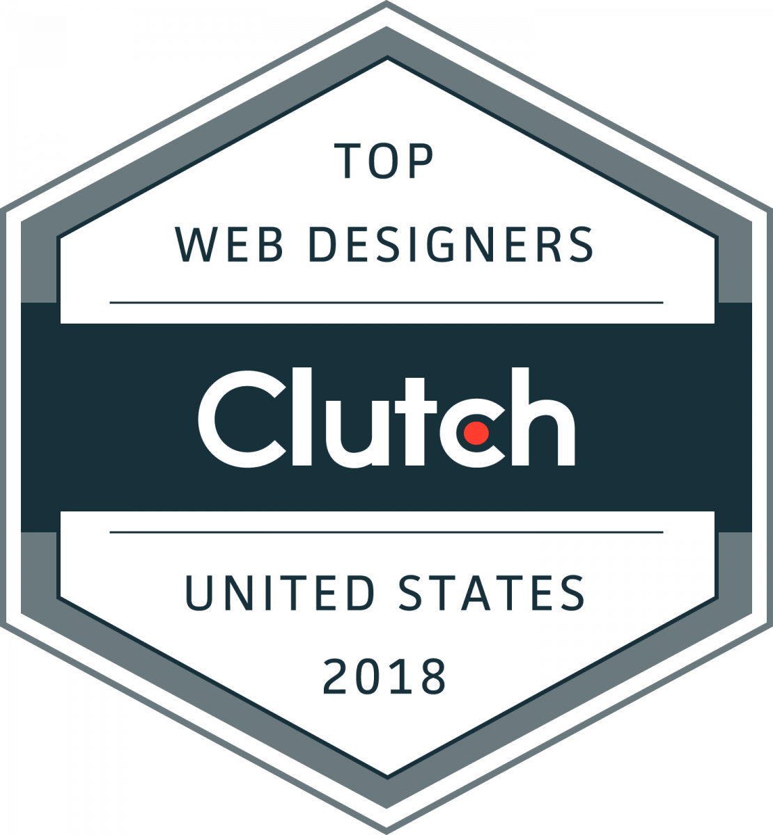 Clutch Top Web Designers 2018